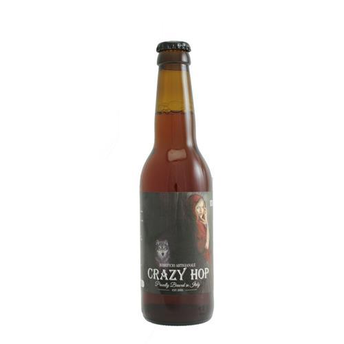 Birra Artigianale - Amber Ale 33 cl.