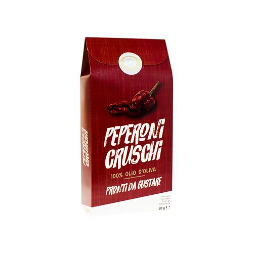Peperoni Cruschi Fritti 20 g.