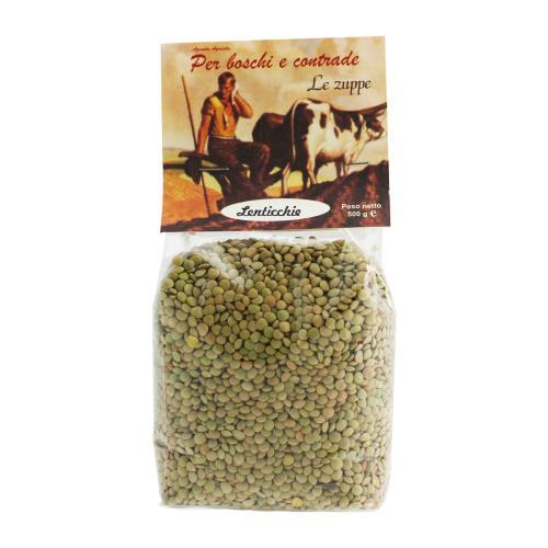Lenticchie di Sarconi 500 gr.